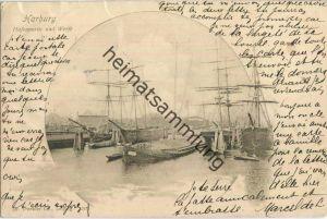 Hamburg - Hafen - Werft - Verlag Dr. Trenkler & Co. Leipzig