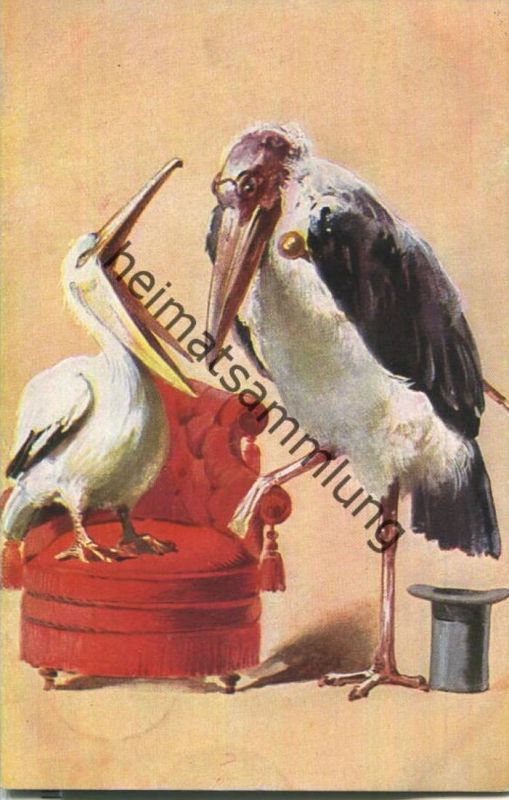 Marabu - Pelikan