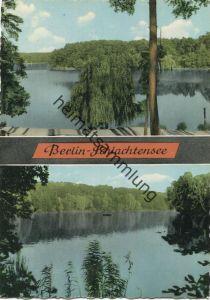 Berlin Zehlendorf - Schlachtensee - AK Grossformat - Verlag Herbert Meyerheim Berlin