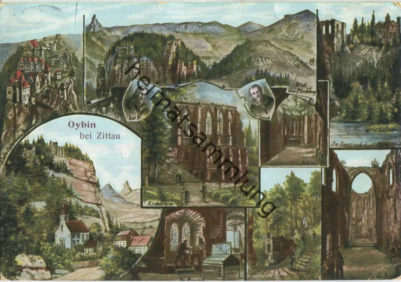 Oybin - Verlag Dr. Moschkau Oybin