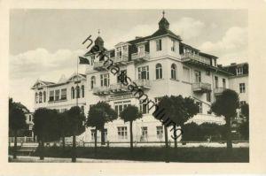 Bansin - Bansiner Hof - SVA-Heim - Foto-AK 50er Jahre - Thüringer Volksverlag Weimar 50er Jahre