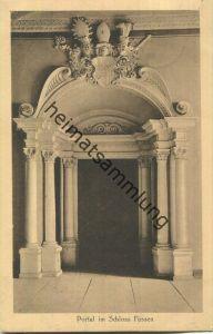 Füssen - Portal im Schloss - Verlag H. Sting Tübingen