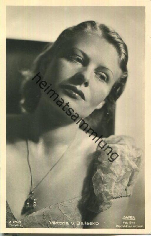 Viktoria von Ballasko - Ross Verlag A 2724/1