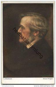 Richard Wagner - L. Binenbaum - Portrait - Komponist