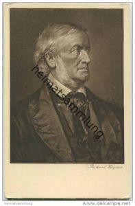 Richard Wagner - Portrait - Komponist