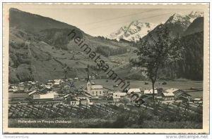 Hollersbach im Pinzgau - Foto-AK