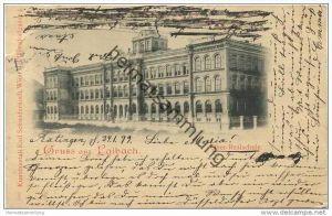 Ljubljana - Laibach - Ober-Realschule