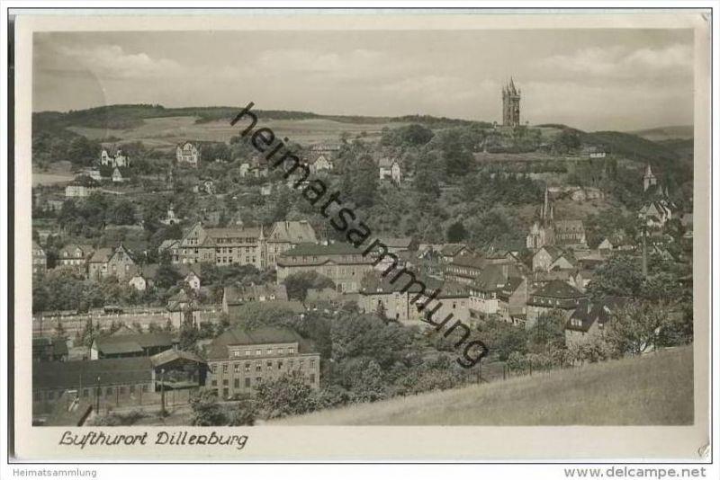 Dillenburg - Foto-AK