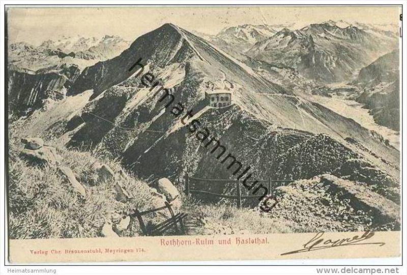 Rothorn-Kulm