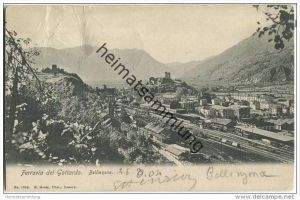 Bellinzona - Ferrovia del Gottardo