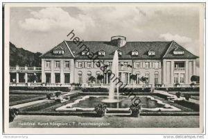 Königstein im Taunus - Posterholungsheim - Foto-AK