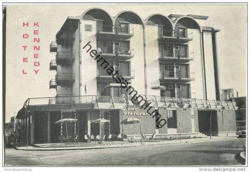 Basilikata - Lido Metaponto - Hotel Kennedy - Foto-AK