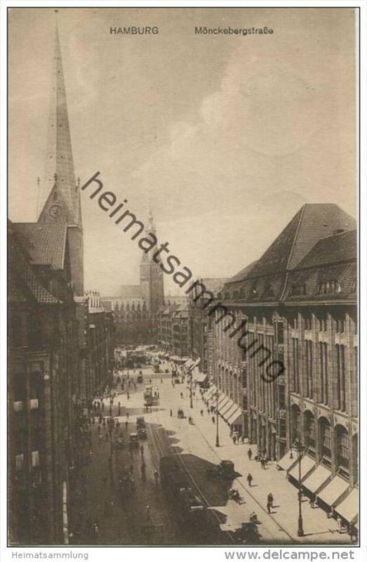 Hamburg - Mönckebergstrasse