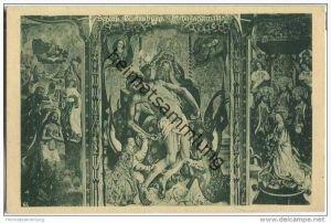 München - Schloss Blutenburg - Altargemälde Hans Olmendorfer