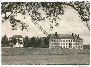 Saulgau-Sießen - Institut Sießen - Foto-AK Grossformat