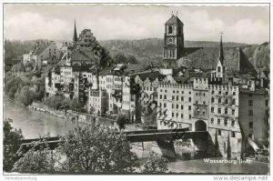 Wasserburg - Foto-AK