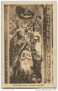 München - Schloss Blutenburg - Altargemälde