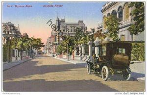 Buenos Aires - Palermo - Avenida Alvear