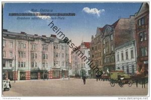 Mährisch Ostrau - Ostrava - Jiraskovo namesti