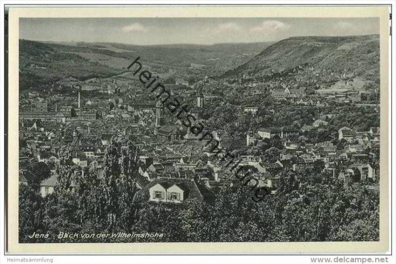 Jena - Blick von der Wilhelmshöhe