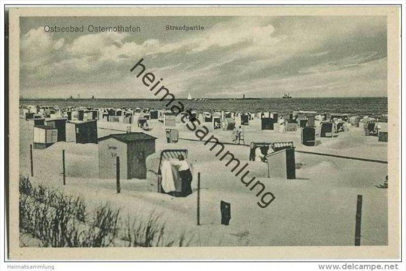 Osternothafen - Strandpartie