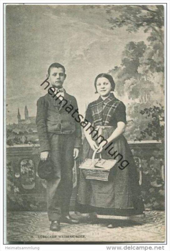 Lübeck - Lübecker Waisenkinder