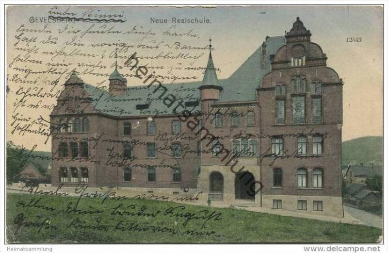Gevelsberg - Neue Realschule