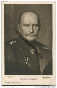 General von Beseler
