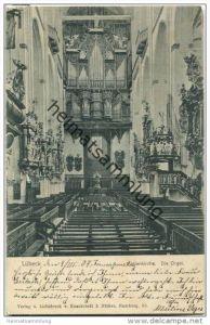 Lübeck - Marienkirche - Orgel
