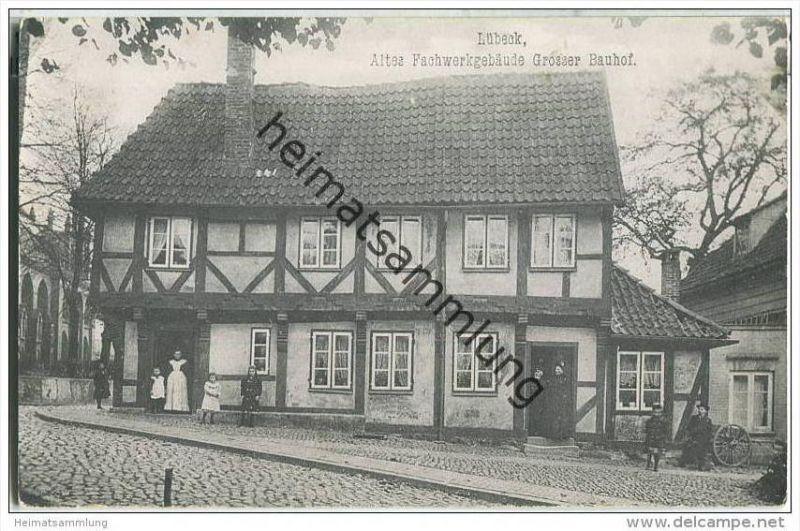 Lübeck - Grosser Bauhof