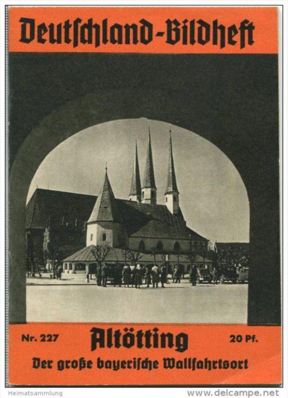 Nr.227 Deutschland-Bildheft - Altötting