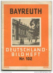Nr. 102 Deutschland-Bildheft - Bayreuth