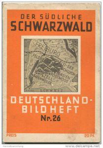 Nr. 29 Deutschland-Bildheft - Der südliche Schwarzwald