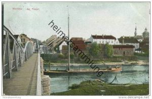 Snamensk (Kaliningrad) - Wehlau - Am Pregel - Bahnpost