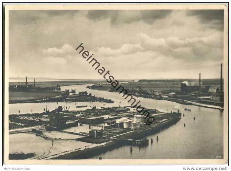 Kaliningrad - Königsberg - Hafenanlagen