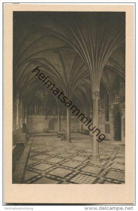 Marienburg - Hochschloss - Kapitelsaal