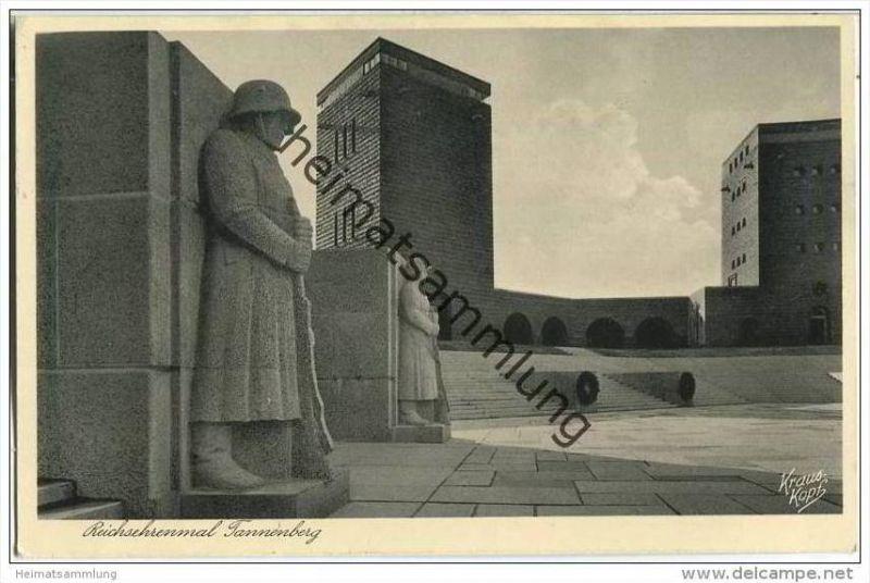 Hohenstein - Olsztynek - Tannenberg - Reichsehrenmal