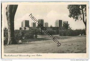 Hohenstein - Olsztynek - Tannenberg - Reichsehrenmal von Osten