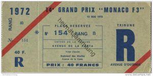 Monaco - 14e Grand Prix