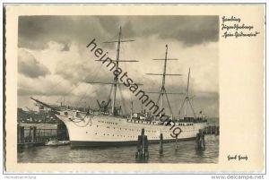 Hamburg - Jugendherberge Hein Godenwind - Foto-AK