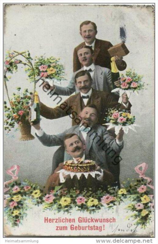 Geburtstag Torte Geschenke Rosen Nr 600157078 Oldthing