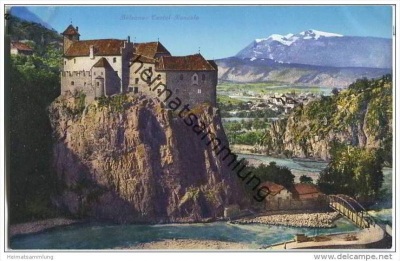 Bolzano - Castel Roncolo