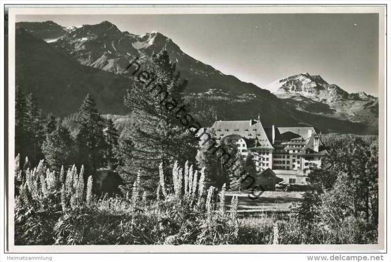 St. Moritz - Suvretta-House - Foto-AK