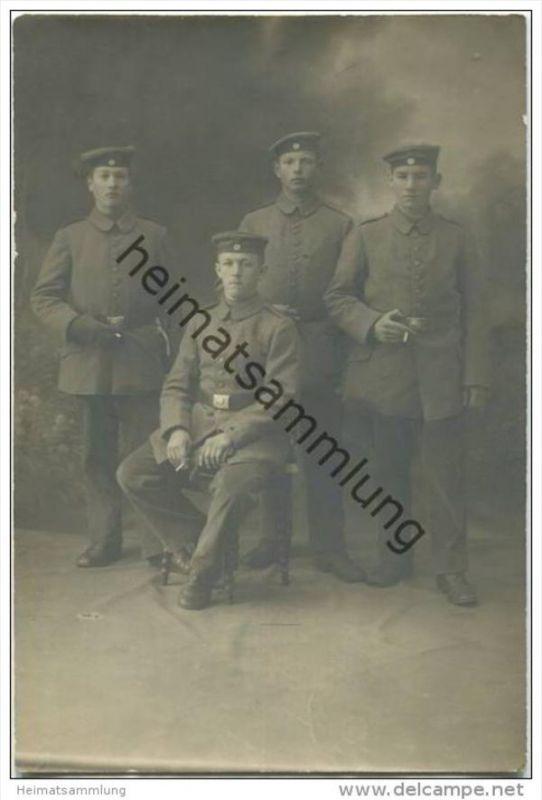 Gruppenbild - Soldaten