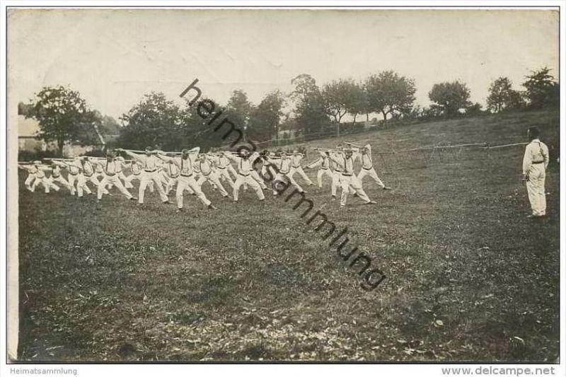 Soldaten - Kampfgymnastik - Feldpost