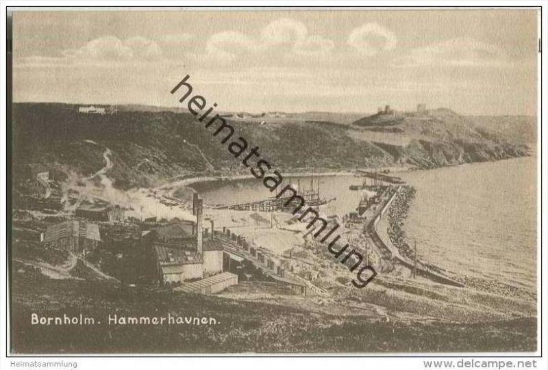 Bornholm - Hammerhvnen