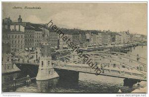 Stettin - Hansabrücke - Verlag Siegmund Weil Stettin