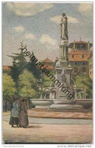 Bozen - Walter von der Vogelweide-Denkmal