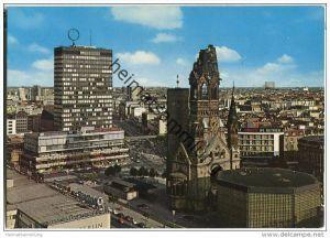 Berlin - Kaiser-Wilhelm-Gedächtniskirche - Europa-Center