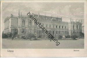 Leipzig - Museum - Verlag Dr. Trenkler & Co. Leipzig - Bahnpost